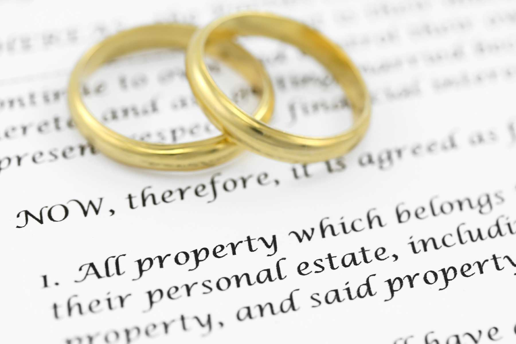 International Prenuptial Agreements