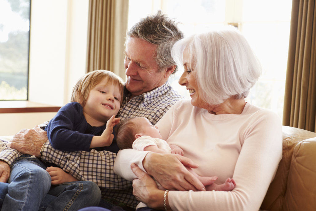 Grandparent Visitation in California