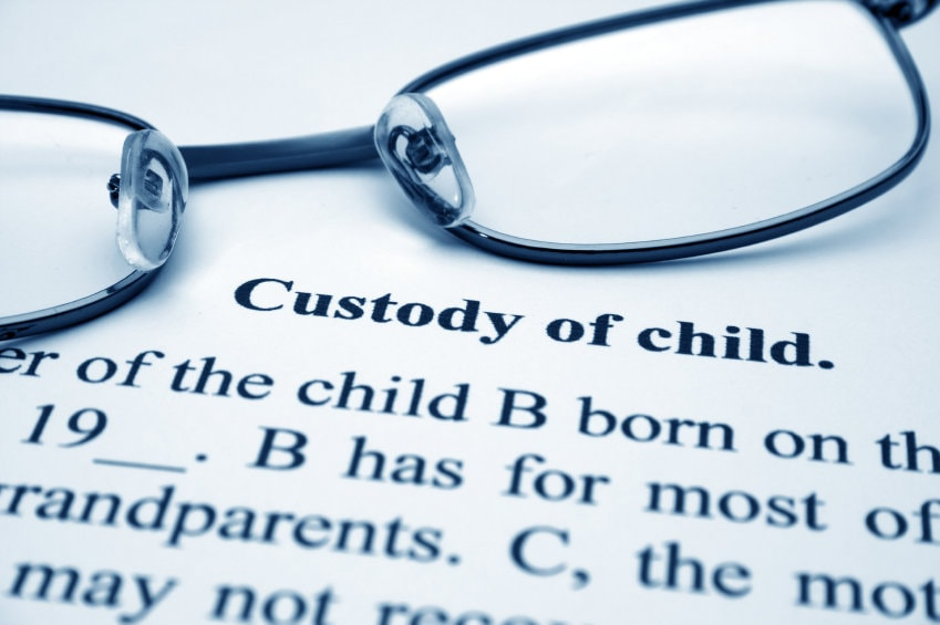 Judges-Preference System Followed for Child Custody Awards