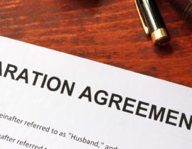 Assets and Debts Division At Divorce